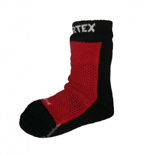 Ponožky SURTEX červené