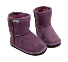 ZeaZoo Dingo Purple Sheepskin