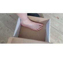Jak změřit dětem nohu?