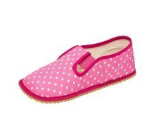 Beda papučky Pink Dots gum