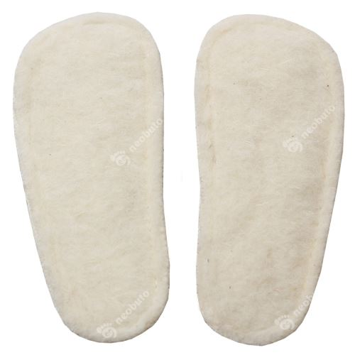 Tikki Shoes Natural Wool Removable Insoles