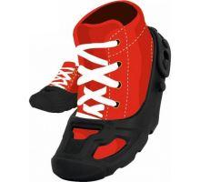 Big Ochranné návleky na botičky - černé