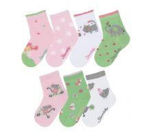 Ponožky Sterntaler - Rosa
